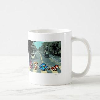 Abbey Road 8-Bit Coffee Mugs