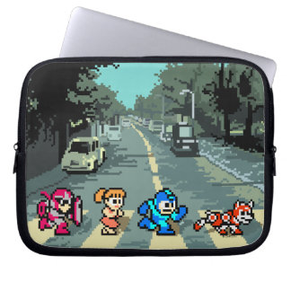 Abbey Road 8-Bit Computer Sleeves