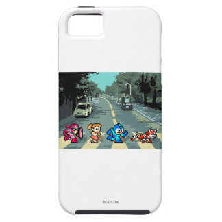 Abbey Road 8-Bit iPhone SE/5/5s Case