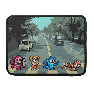 Abbey Road 8-Bit MacBook Pro Sleeve