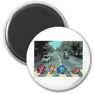 Abbey Road 8-Bit Magnets