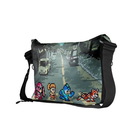 Abbey Road 8-Bit Messenger Bag