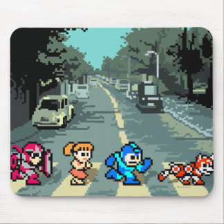 Abbey Road 8-Bit Mouse Pad
