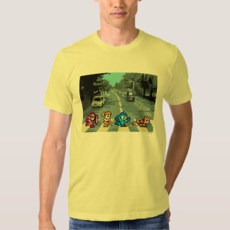 Abbey Road 8-Bit Shirts