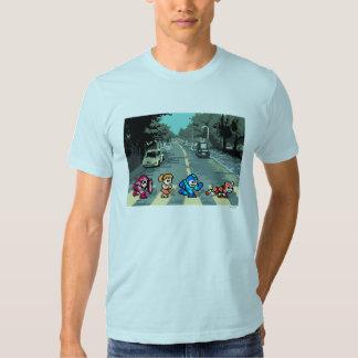 Abbey Road 8-Bit T Shirts