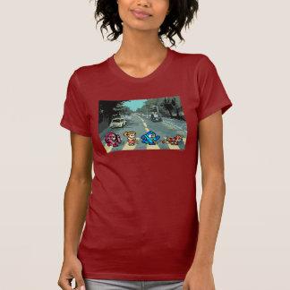 Abbey Road 8-Bit Tee Shirt