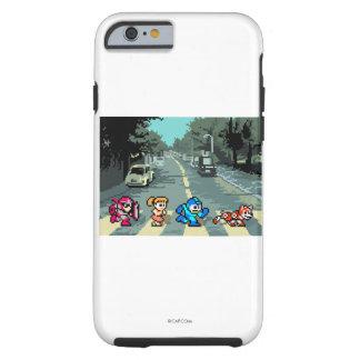 Abbey Road 8-Bit Tough iPhone 6 Case