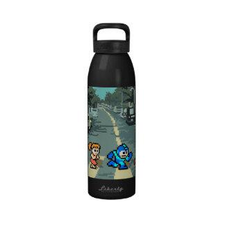Abbey Road 8-Bit Drinking Bottle