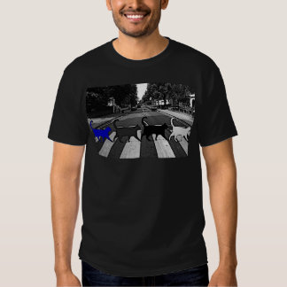 Abbey Road Cats T Shirt