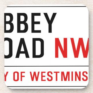 Abbey Road Drink Coaster