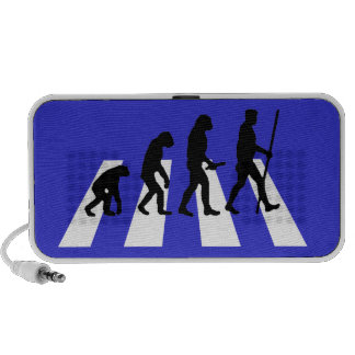 Abbey Road Evolution Doodle iPhone Speaker