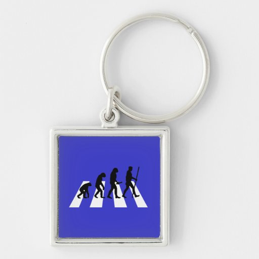 Abbey Road Evolution Keychain