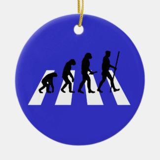 Abbey Road Evolution Ornament