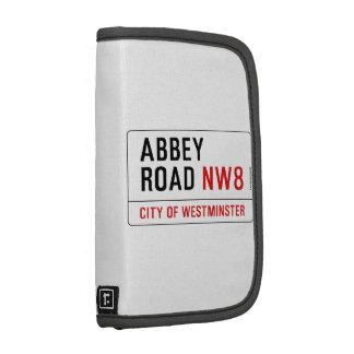 Abbey Road Folio Planner