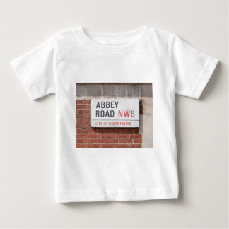Abbey Road London Baby T-Shirt