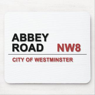 Abbey Road London England - vintage Mouse Pad