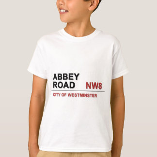 Abbey Road London England - vintage T-Shirt