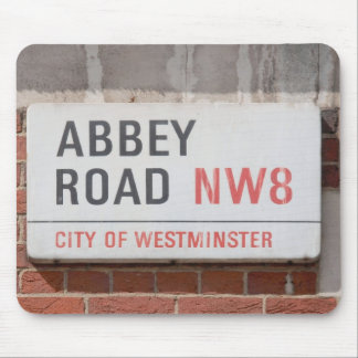 Abbey Road London Mouse Pad