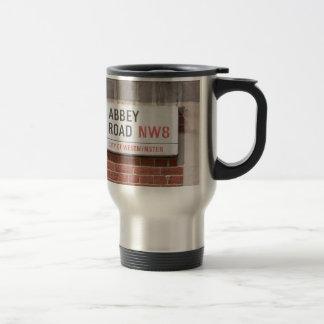 Abbey Road London Travel Mug