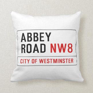 Abbey Road Pillow