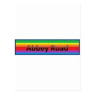 Abbey Road Style 2 Postcard