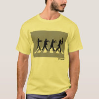 Abbey Road Zombie Edition T-Shirt