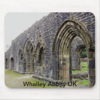 Abbey ruins mouse pad
