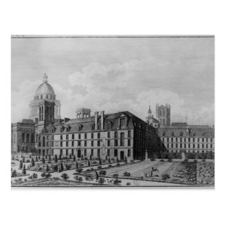 Abbey Saint-Genevieve Paris Post Cards