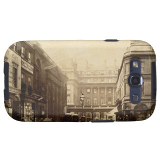 Abbey Square and Pump Rooms, Bath, c.1880 (b/w pho Samsung Galaxy SIII Cover