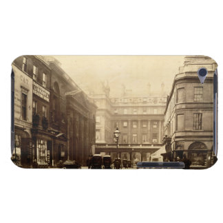 Abbey Square and Pump Rooms, Bath, c.1880 (b/w pho iPod Case-Mate Case