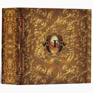 Abbey Victorian  Customizable binder