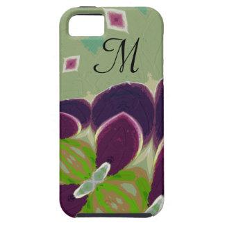 Abbie Monogram Case-Mate Tough iPhone 5G Cases