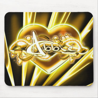 Abbie Mouse Pad