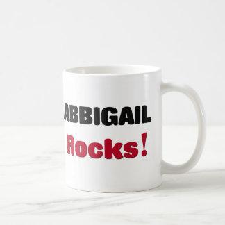 Abbigail Rocks Mug