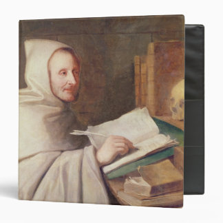 Abbot Armand-Jean le Bouthillier de Rance 3 Ring Binder