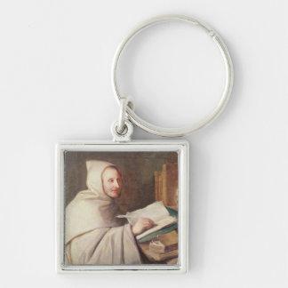 Abbot Armand-Jean le Bouthillier de Rance Keychain