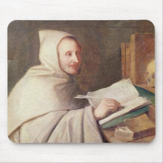 Abbot Armand-Jean le Bouthillier de Rance Mouse Pad