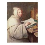 Abbot Armand-Jean le Bouthillier de Rance Postcard