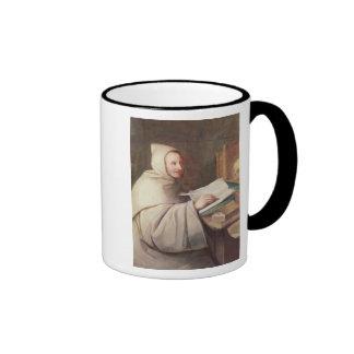 Abbot Armand-Jean le Bouthillier de Rance Ringer Mug