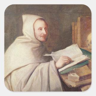 Abbot Armand-Jean le Bouthillier de Rance Square Sticker