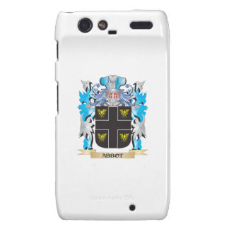 Abbot Coat Of Arms Droid RAZR Covers