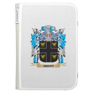 Abbot Coat Of Arms Kindle 3 Cover