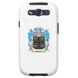 Abbot Coat Of Arms Samsung Galaxy S3 Cases