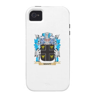 Abbot Coat Of Arms Vibe iPhone 4 Case