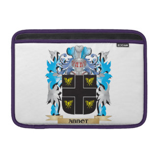 Abbot Coat Of Arms Sleeves For MacBook Air