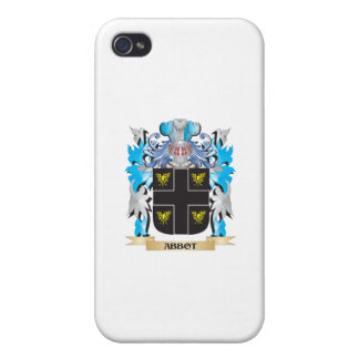Abbot Coat Of Arms iPhone 4 Cover