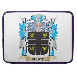 Abbot Coat Of Arms MacBook Pro Sleeve