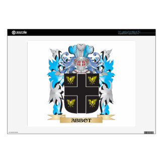 Abbot Coat Of Arms Decals For Laptops