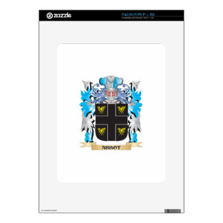 Abbot Coat Of Arms iPad Skins