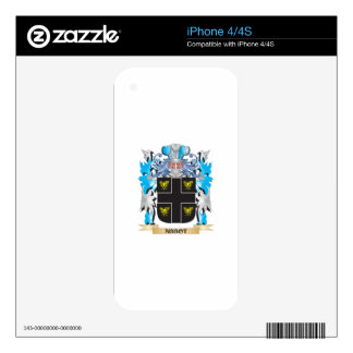 Abbot Coat Of Arms iPhone 4 Skin